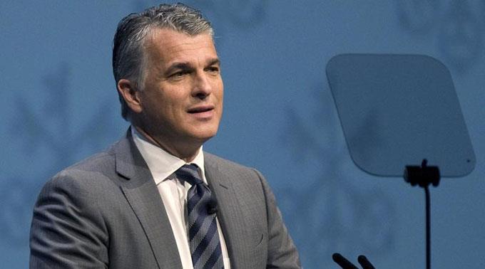 Sergio Ermotti erhielt im letzten Jahr 14,3 Millionen Franken.