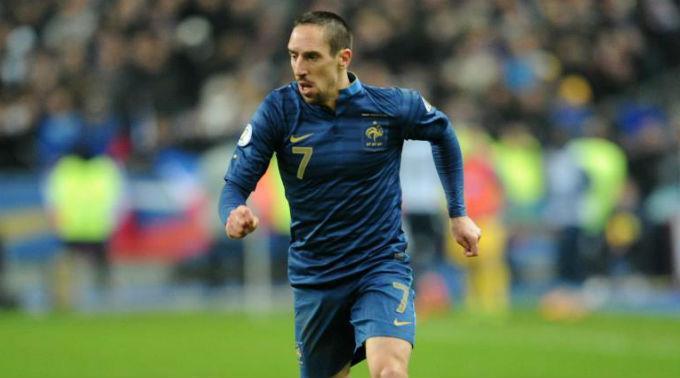 Franck Ribéry: Rückenschmerzen durch psychische Blockade?