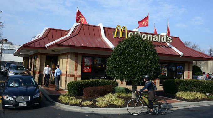 McDonald's steht am Pranger.