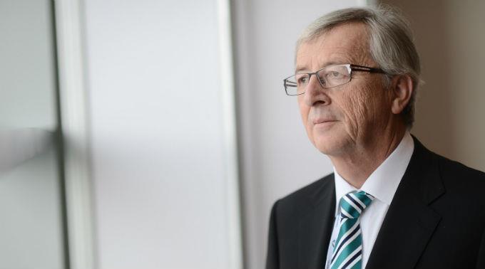 EU-Kommissionspräsident Juncker: Ganz entspannt trotz Enthüllungen.