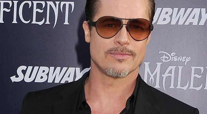 Seine Frau Angelina Jolie gilt ebenfalls als Waffenfan.