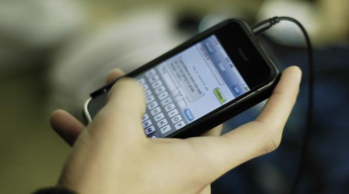 Das Telefonieren steht erst an dritter Stelle - Surfen und Musik hören sind die Möglichkeiten, welche am meisten genutzt werden.