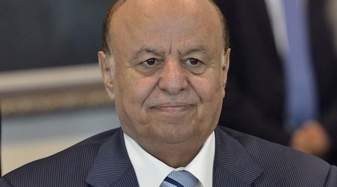 Jemens Präsident Abd Rabbo Mansur Hadi. (Archivbild)