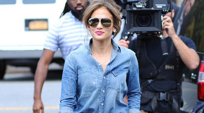 Kann man Jennifer Lopez bald regelmässig in Las Vegas bewundern?