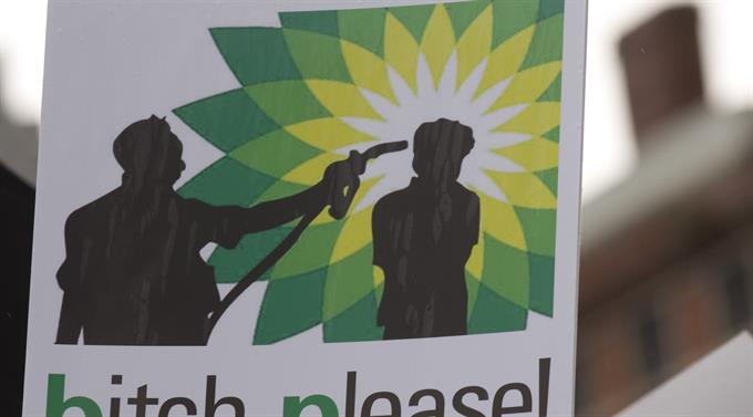 BP verfehlte deutlich die Erwartungen des Marktes.