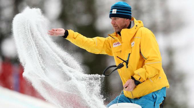 Atle Skaardal zeigt sich frustriert.