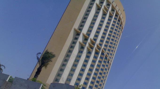 Das 5-Sterne Hotel Corinthia BAB Africa in Tripolis.