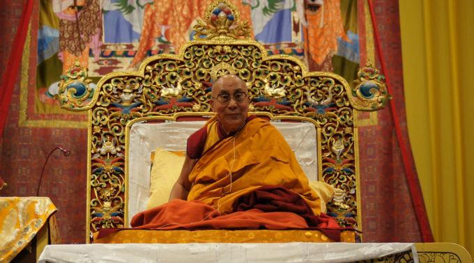 Der Dalai Lama feierte im Juli seinen 80. Geburtstag.