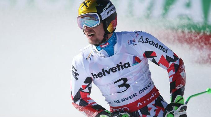 Marcel Hirscher wird von der Konkurrenz dicht verfolgt.