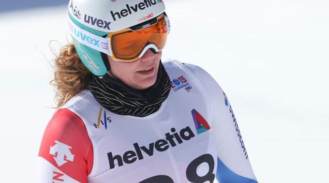 Nadja Jnglin-Kamer war die beste Schweizerin.