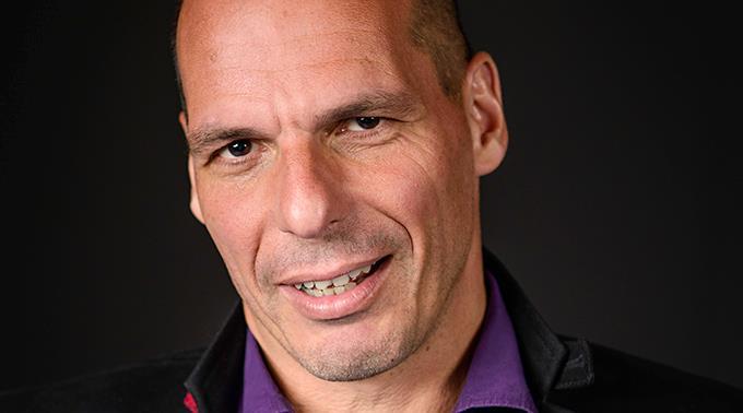 Yanis Varoufakis, griechischer Finanzminister.