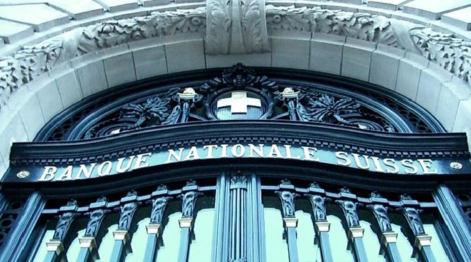 Nationalbank, Genf.