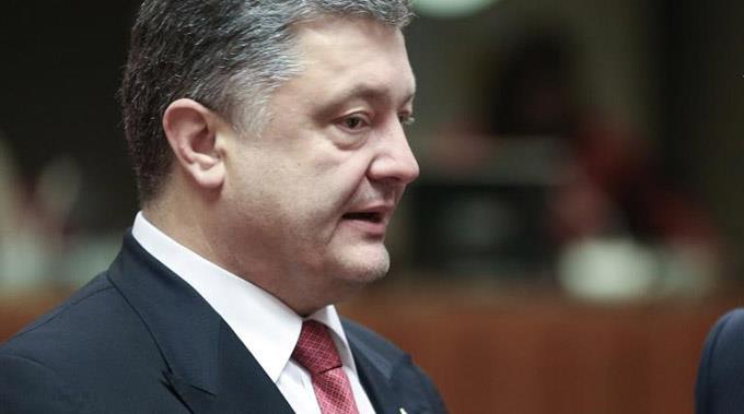 Petro Poroschenko.