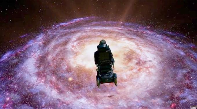 Stephen Hawking warnt vor dem Untergang der menschlichen Rasse.