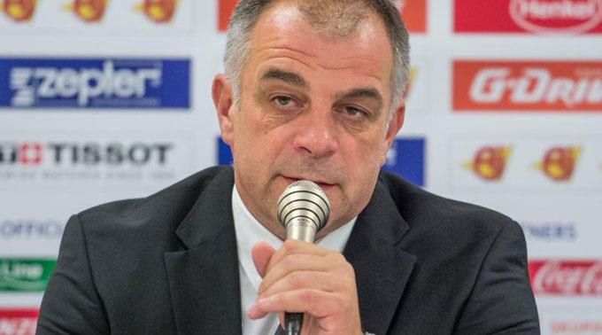 Matjaz Kopitar war zuletzt Coach der slowenischen Nati.