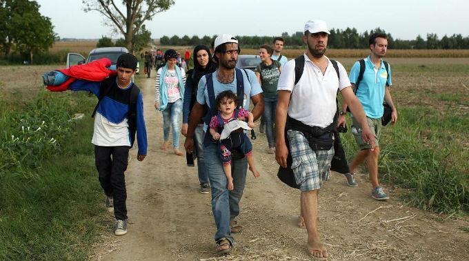 Seit Mitte November lassen die mazedonischen Behörden nur noch Flüchtlinge aus Kriegsgebieten durch, vor allem Syrer, Iraker und Afghanen.