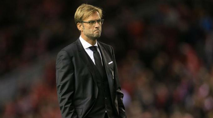 Das Debüt von Liverpools Trainer Jürgen Klopp hätte besser sein können.