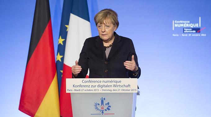 Angela Merkel: Ihre «Gottlos»-Äusserung wurde hoffentlich durch durchgebrannte Sicherungen verursacht.