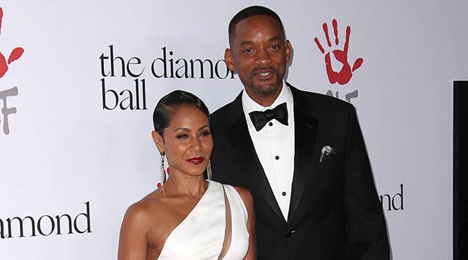 Will Smith und Frau Jada Pinkett Smith.