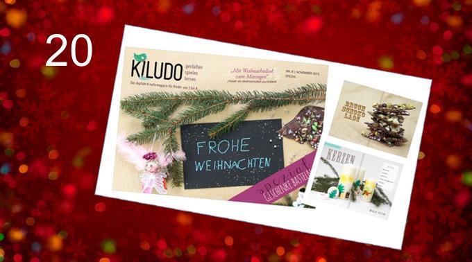 Kiludo - Das Kreativmagazin