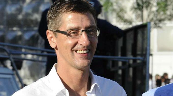 Andy Ladner soll Aarau vor dem Abstieg retten.