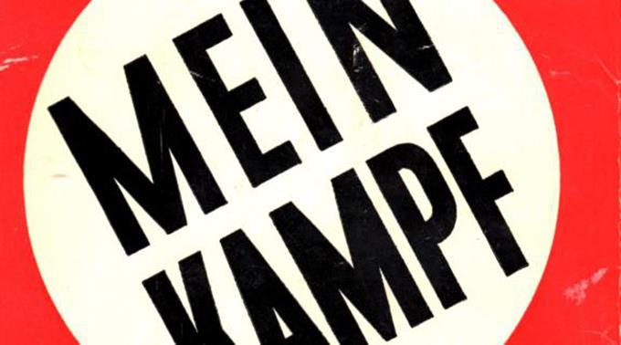 Bis Anfang 2016 waren Neuausgaben von »Mein Kampf« in Deutschland nicht möglich.