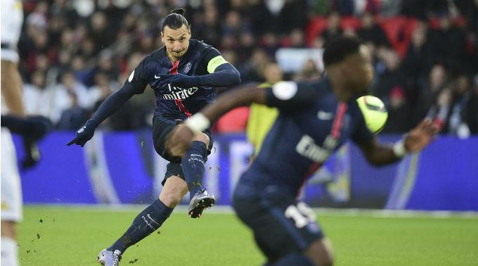 Paris Saint-Germain kann keiner stoppen.