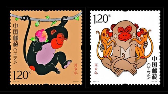 Chinesische Marken zum neuen Jahr: Affenmässig schnell ausverkauft.
