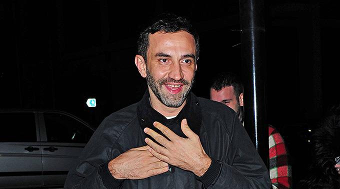 Riccardo Tisci.