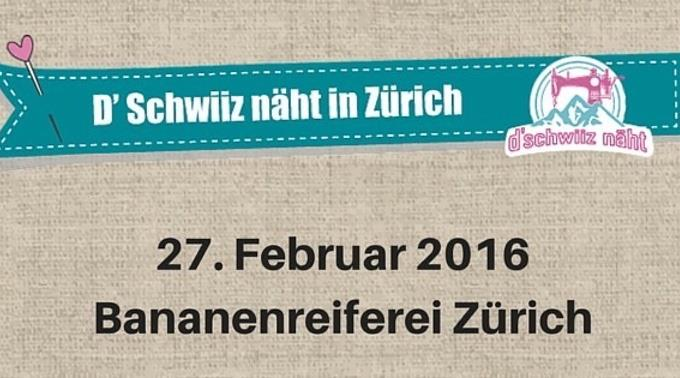 d'Schwiiz näht
