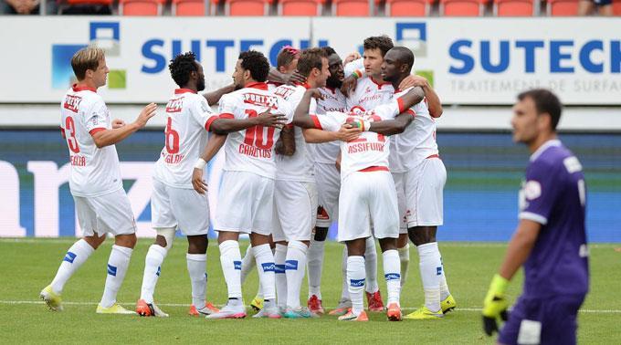 Der FC Sion darf über das 2:0 jubeln!