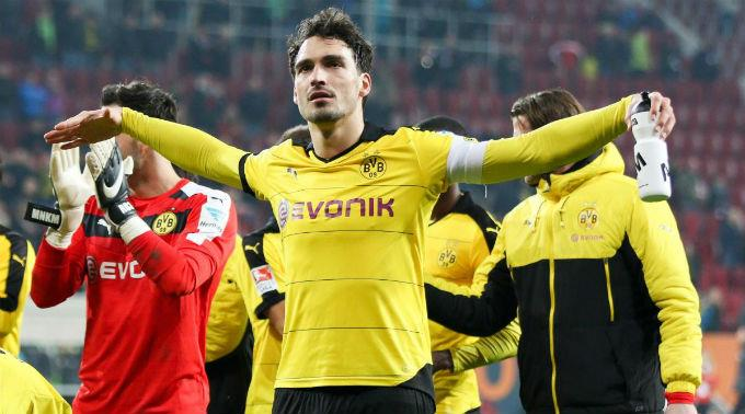 Dortmund ist vom Erfolg in der Europa League sichtlich beflügelt.