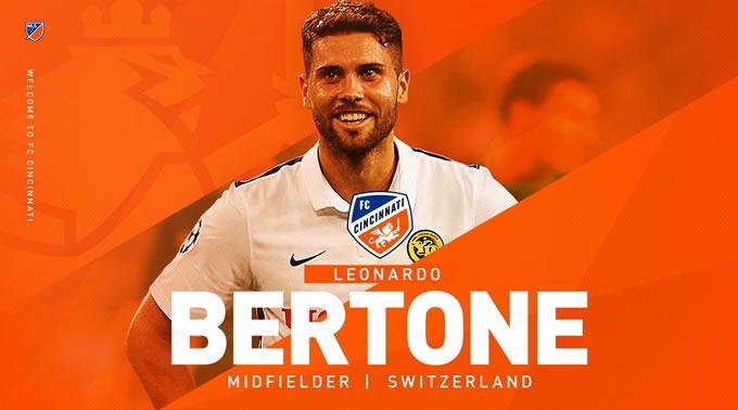 Spielmacher Leonardo Bertone verlässt YB und wechselt zum FC Cincinnati in die MLS.